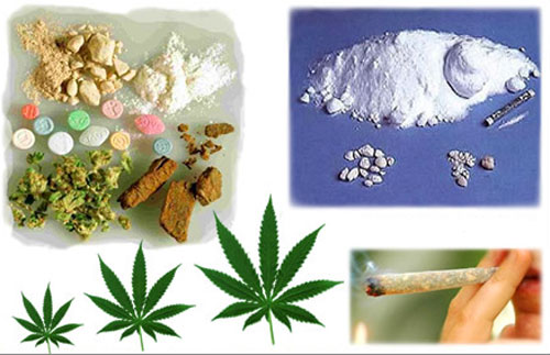 I danni delle droghe sul cervello - I diversi tipi di droga ...
